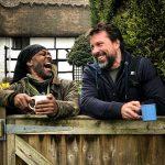 Neil Marshment and Danny Clarke
