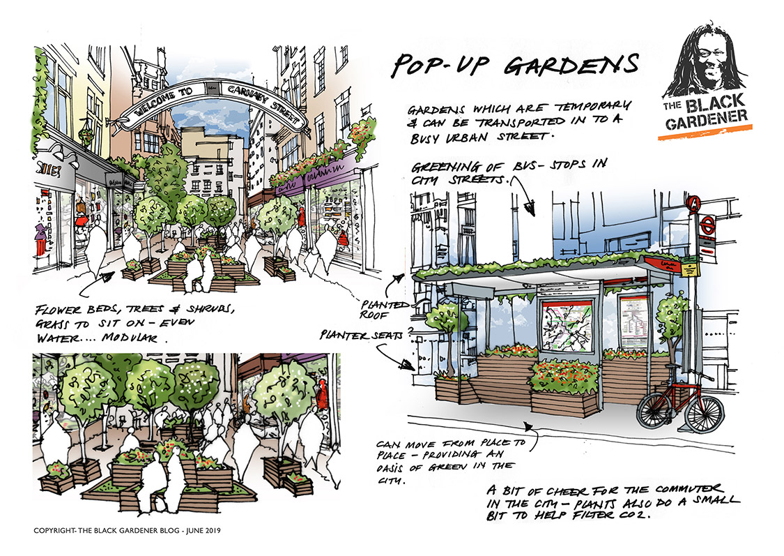 Guerrilla Gardens – Bringing Green to the City